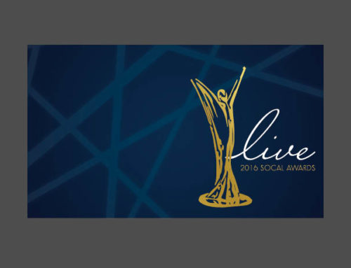 SoCal Live Home Builder Award Theme Art